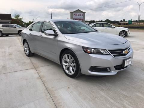 2014 Chevrolet Impala for sale at Premier Motor Company in Bryan TX