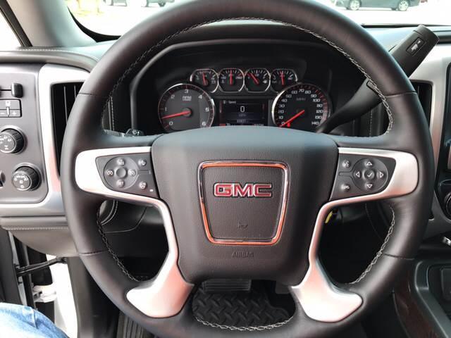 2016 GMC Sierra 1500 for sale at Premier Motor Company in Bryan TX