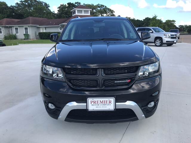 2016 Dodge Journey for sale at Premier Motor Company in Bryan TX