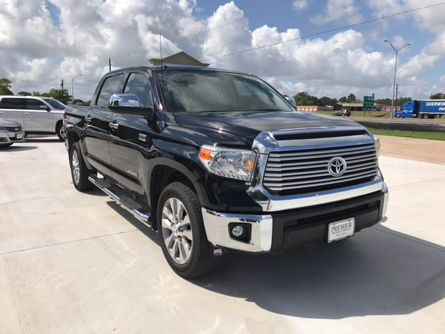 2014 Toyota Tundra for sale at Premier Motor Company in Bryan TX