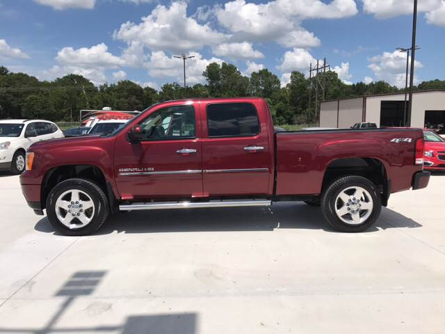2014 GMC Sierra 2500HD for sale at Premier Motor Company in Bryan TX