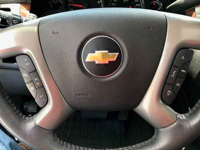 2013 Chevrolet Tahoe for sale at Premier Motor Company in Bryan TX