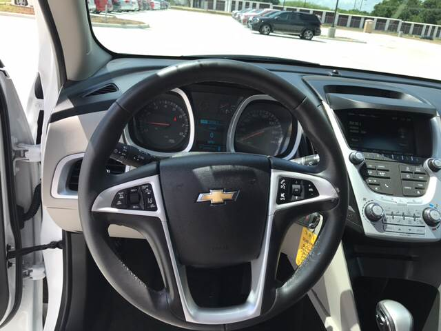 2015 Chevrolet Equinox for sale at Premier Motor Company in Bryan TX