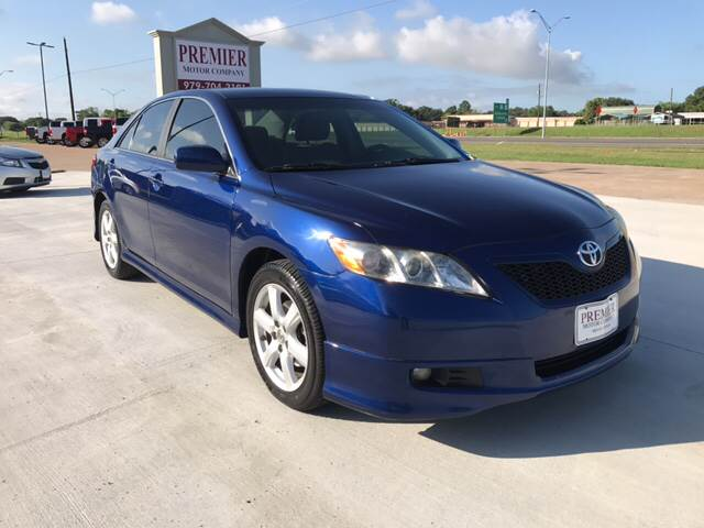 2009 Toyota Camry for sale at Premier Motor Company in Bryan TX