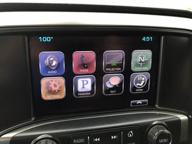 2016 Chevrolet Silverado 1500 for sale at Premier Motor Company in Bryan TX