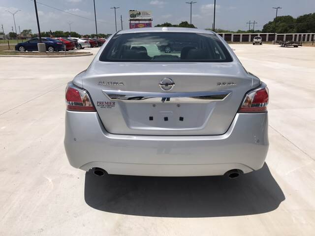 2015 Nissan Altima for sale at Premier Motor Company in Bryan TX