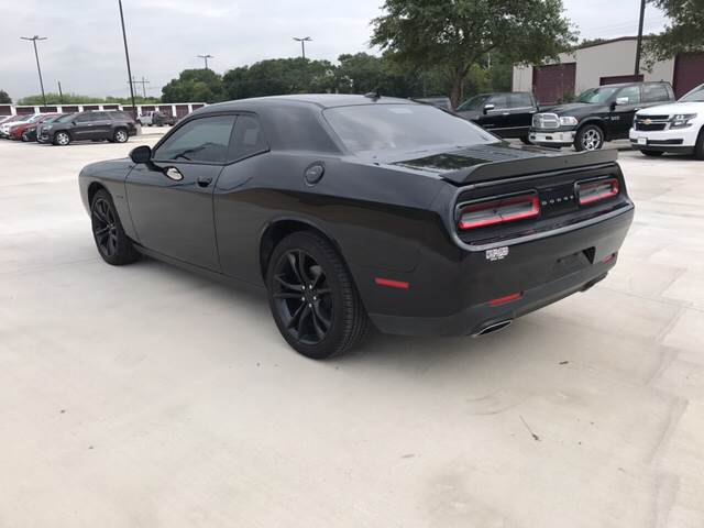 2016 Dodge Challenger for sale at Premier Motor Company in Bryan TX