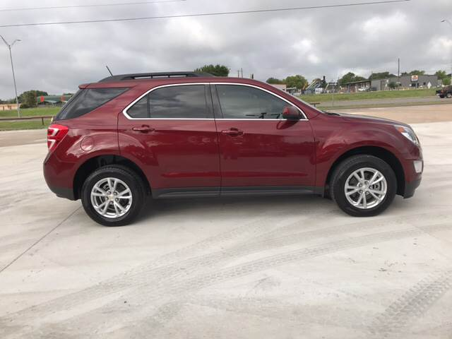 2017 Chevrolet Equinox for sale at Premier Motor Company in Bryan TX
