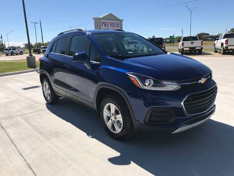 2017 Chevrolet Trax for sale at Premier Motor Company in Bryan TX