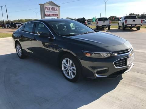 2017 Chevrolet Malibu for sale at Premier Motor Company in Bryan TX
