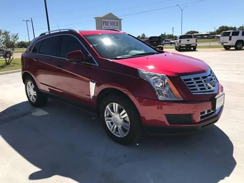 2014 Cadillac SRX for sale in Bryan, TX