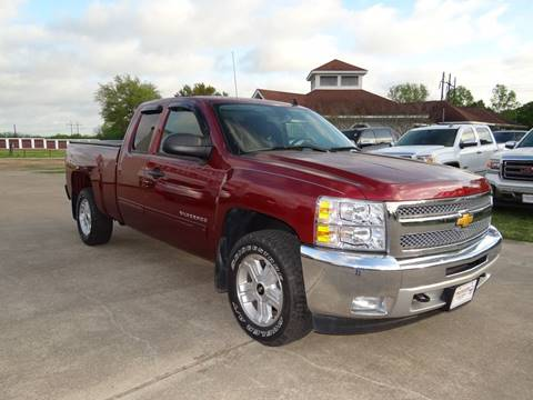 2013 Chevrolet Silverado 1500 for sale at Premier Motor Company in Bryan TX