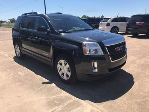 2015 GMC Terrain for sale at Premier Motor Company in Bryan TX