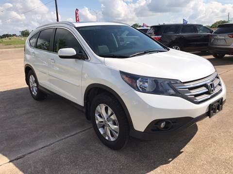 2014 Honda CR-V for sale at Premier Motor Company in Bryan TX