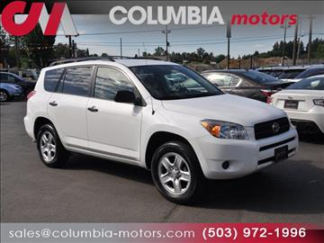2008 Toyota RAV4 for sale in Portland, OR