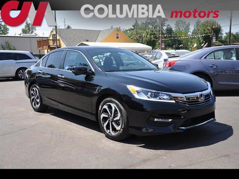 2016 Honda Accord for sale in Portland, OR