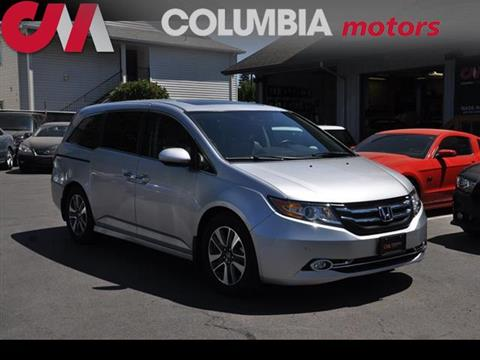 2014 Honda Odyssey for sale in Portland, OR