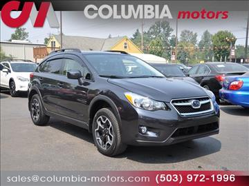 2015 Subaru XV Crosstrek for sale in Portland, OR