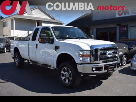 2008 Ford F-350 Super Duty for sale in Portland, OR