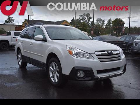 2013 Subaru Outback for sale in Portland, OR