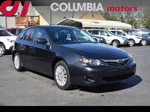 2008 Subaru Impreza for sale in Portland, OR