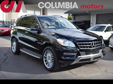 2014 Mercedes-Benz M-Class for sale in Portland, OR