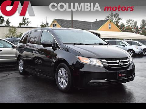 2016 Honda Odyssey for sale in Portland, OR