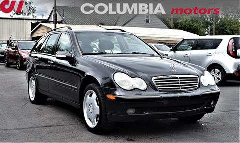 Mercedes Benz Of Portland >> 2002 Mercedes Benz C Class For Sale In Portland Or