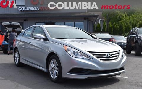 2014 Hyundai Sonata for sale in Portland, OR