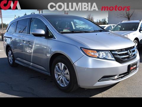 2017 Honda Odyssey for sale in Portland, OR