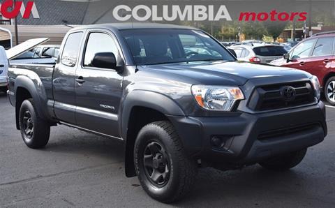 2013 Toyota Tacoma For Sale >> 2013 Toyota Tacoma For Sale In Portland Or