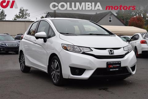 2016 Honda Fit for sale in Portland, OR