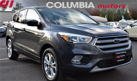 2017 Ford Escape for sale in Portland, OR