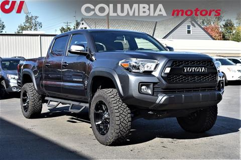 2017 Toyota Tacoma for sale in Portland, OR