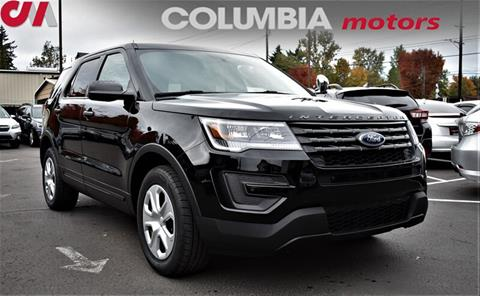 2017 Ford Explorer for sale in Portland, OR