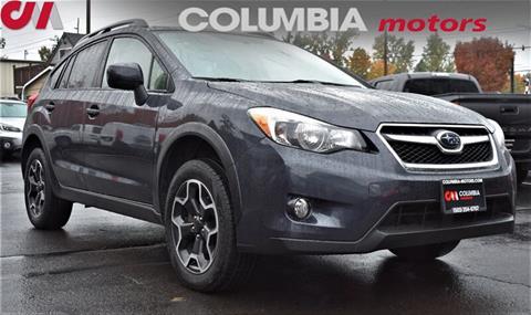 2013 Subaru XV Crosstrek for sale in Portland, OR