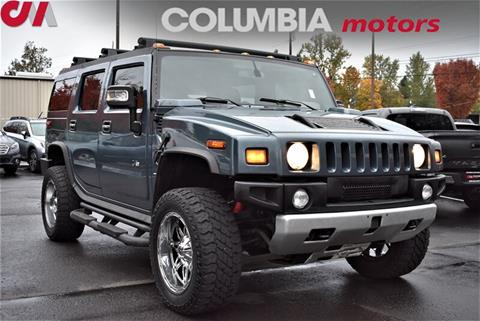 2006 HUMMER H2 for sale in Portland, OR