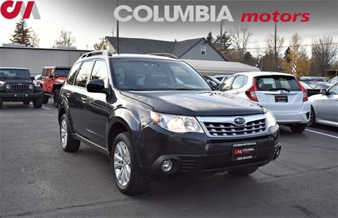 2013 Subaru Forester for sale in Portland, OR