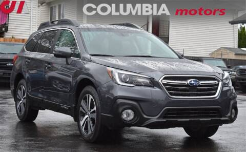 2018 Subaru Outback 3.6R Limited for sale at Columbia Motors in Portland OR