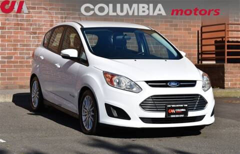 2015 Ford C-MAX Hybrid SE for sale at Columbia Motors in Portland OR