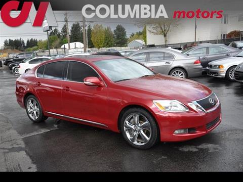 2008 Lexus GS 350 for sale in Portland, OR