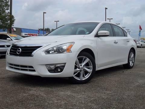 2013 Nissan Altima for sale in Baton Rouge, LA
