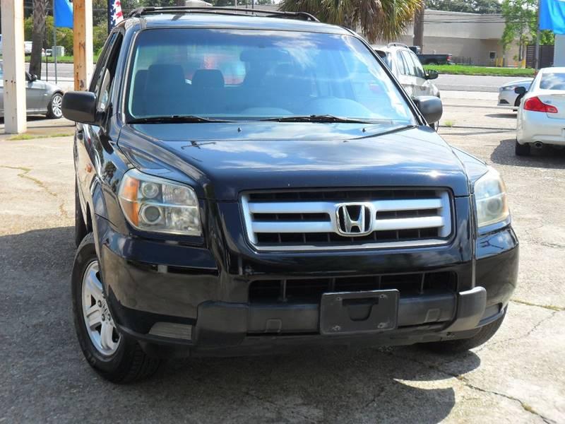2006 Honda Pilot For Sale At Baton Rouge Autoplex In Baton Rouge LA