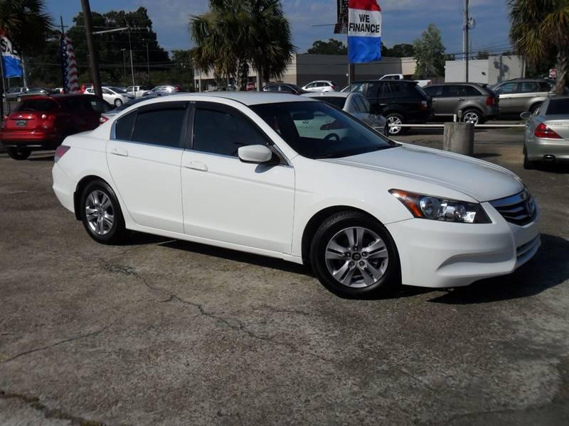 2012 Honda Accord For Sale At Baton Rouge Autoplex In Baton Rouge LA
