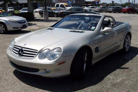 2003 Mercedes-Benz SL-Class for sale in Baton Rouge, LA