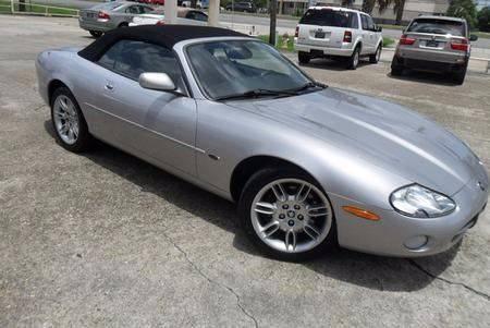 2002 Jaguar XK-Series for sale in Baton Rouge, LA