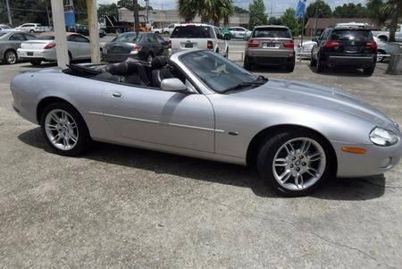 Superb 2002 Jaguar XK Series For Sale In Baton Rouge, LA