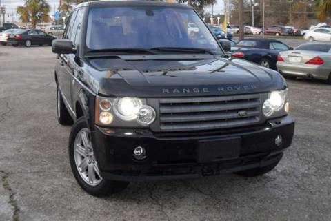 2008 Land Rover Range Rover for sale in Baton Rouge, LA