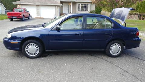 2001 Chevrolet Malibu for sale in Bellingham, WA
