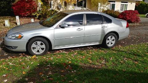 2010 Chevrolet Impala for sale in Bellingham, WA